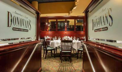 Donovan's Prime Steakhouse