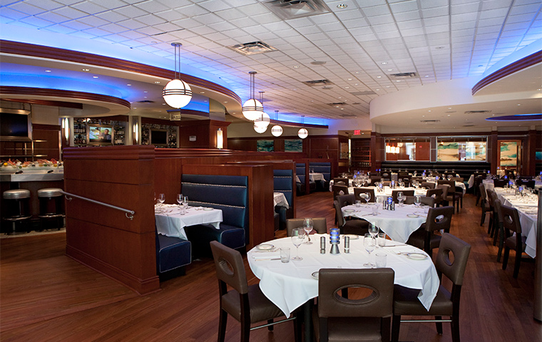 Oceanaire Seafood Room | Dining Out on an Expense Account